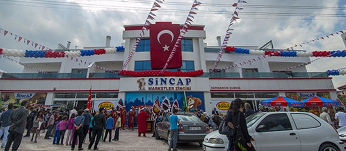 Sincap marketleri